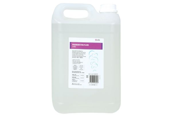 Premium Fog Fluid Clear